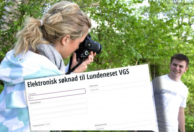Media er eitt av utdanningsprogramma ved Lundeneset. Me har òg service, studie og påbygg. Velkommen til å søka, men hugs søknadsfristen 1. mars!