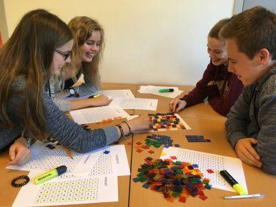 Matematikk og mønster
